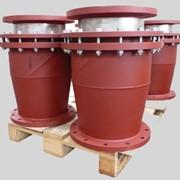 Трубы, отводы, тройники износостойкие футерованные базальтом для пневматической и гидравлической транспортировки фото