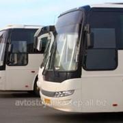 Аренда места для хранения автобусов, сутки фото