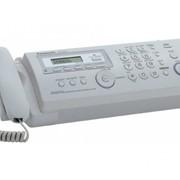 Факс Panasonic KX FP 207 UA White фото