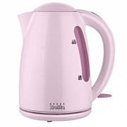 Чайник электрический Delta DL-1302 Розовый 1.7л фото