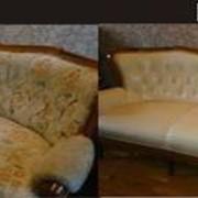 Перетяжка мебели Алматы фото