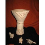 Декоративные изделия из керамики фото