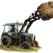 Навесное оборудование для трактора Белaрус МТЗ-82.1 Захват рулонов фото