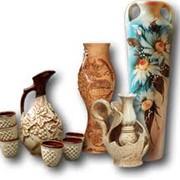 Изготовление сувениров из керамики на заказ. фото
