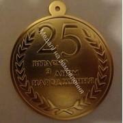 Изготовление медалей на заказ фото