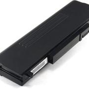Аккумулятор (акб, батарея) для ноутбука Clevo SQU-716 4400mah Black фото