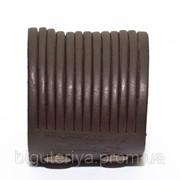 Браслет из натуральной кожи Р603 (коричневый) фото