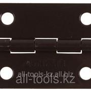 Петля дверная Stayer Master универсальная, цвет коричневый, 50мм Код: 37611-50-3 фото