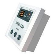 Терморегулятор цифровой накладной с дисплеем UTH 150 (2000Вт) (теплый пол,инкубаторы,обогреватели ,сделанно в фото