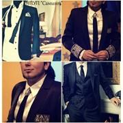 Индивидуальный пошив мужских костюмов фото