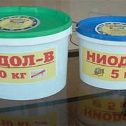 Смазка пластичная НИОДОЛ-В. Вещества химические для поверхностной обработки металлов фото