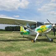 Самолет ХИАТ-650. Самолеты сверхлегкие многоцелевые. фото