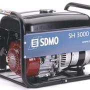 Портативная электростанция SDMO Technic SH 3000 фото