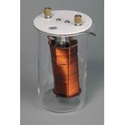 Прибор для демонстрации зависимости сопротивления металла от температуры фото