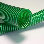 Шланг спиральный из ПВХ для зерновых сеялок Гарден Л д. 20-60 мм фото