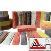 Гиперпрессованный облицовочный кирпич торговой марки Архи-Пресс фото