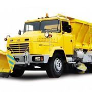 Комбінована дорожня машина КрАЗ-65053 КДМ-1522/1521 фото