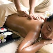 Шведский массаж фото