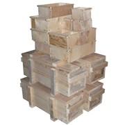 Тара деревянная фото