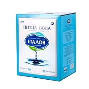 """Питьевая артезианская вода """"Эталон"""" в упаковке Bag-in-Box, 20 л фото"""