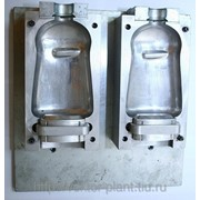 Пресс-форма матрица для выдува ПЭТ бутылок (объем 0,25 л.) фото