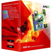 Процессор AMD A4 X2 4020 (Socket FM2) Box (AD4020OKHLBOX) фото