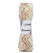 Нитки для ручного вязания Бурумель фото