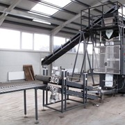 Автомат упаковки непылевидных продуктов в мешки РЕ фото