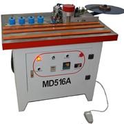 Кромкооблицовочный станок MD516A фото