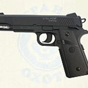 Пневм.пистолет STALKER S1911G (4,5мм) (пластик) фото