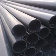 Трубы полиэтиленовые канализационные, Полиэтиленовые трубы для канализации фото