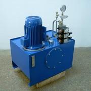 Маслостанция и гидростанция фото