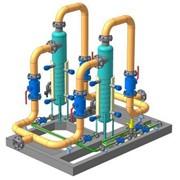 Блок подготовки топливного газа фото