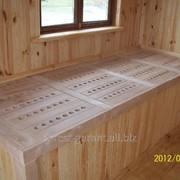 Пчелинный домик для апитерапии фото