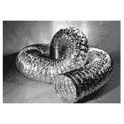 Гибкие воздуховоды / Aludec неизолированные воздуховоды фото