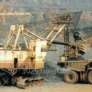 Разработка рудных ископаемых фото