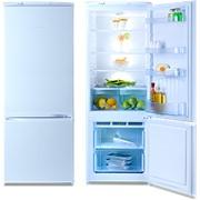 Холодильник с нижней морозильной камерой NORD 237-7 фото
