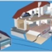 Комплекс услуг для индивидуальных домов фото