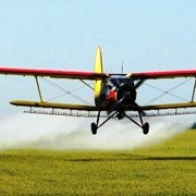 Обработка растений малой авиации фото