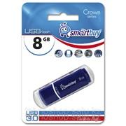 USB 3.0 накопитель Smartbuy 8GB Crown Blue SB8GBCRW-Bl фото