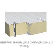 Сэндвич панели для холодильных и морозильных камер от производителя. фото