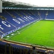 Строительство футбольных полей, площадок, стадионов фото