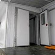 Двери распашные для холодильных и морозильных камер фото