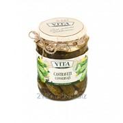 Огурцы консервированные Vita фото