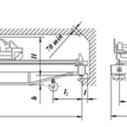 Краны мостовые ручные двухбалочные опорные г/п 12,5; 20т предназначены для установки в закрытых цехах и выполнения погрузочно-разгрузочных работ. фото