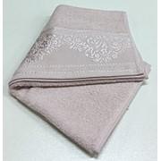 Пудра YASEMIN 50х90 хлопок М полотенце (1шт) Фиеста фото
