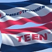 Фирменные флаги фото