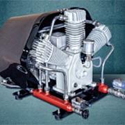 Компрессор воздушный дожимной (бустер) ALKIN 524-10/40 прямой привод фото
