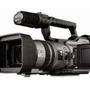 Прокат аренда видеокамер с оператором DV Sony 2100, штатив, Видео микшеры, Ноутбуки, Пульт дистанционного в Киеве и по Украине фото