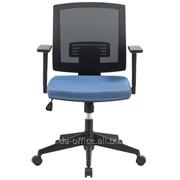 EasyChair MIRO-2-C ткань синяя, сетка черная, пластик, 373257 фото